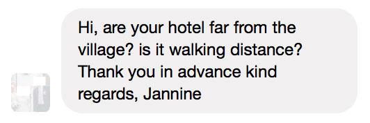come usare Facebook per hotel